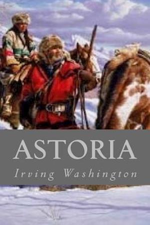 Bog, paperback Astoria af Irving Washington