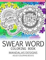Swear Word Coloring Book Vol.2 af Darkhead