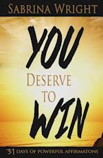 You Deserve to Win af Sabrina Wright