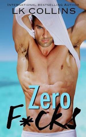 Bog, paperback Zero F*cks af Lk Collins