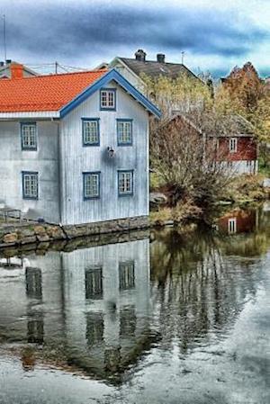 Bog, paperback Akershus, Norway on the Fjord af Unique Journal