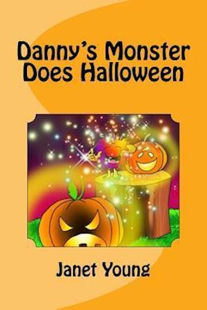 Bog, paperback Danny's Monster Does Halloween af Janet Young