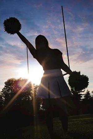 Cheerleader in Silhouette Journal