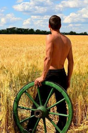 Bog, paperback Hot Farmer in a Field Journal af Cs Creations