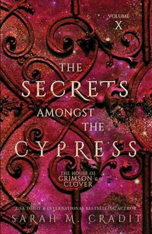 Bog, paperback The Secrets Amongst the Cypress af Sarah M. Cradit