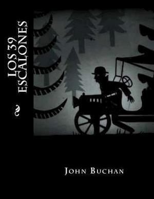 Bog, paperback Los 39 Escalones af John Buchan