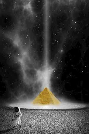 Bog, paperback Golden Pyramid in Outer Space Art Journal af Cs Creations