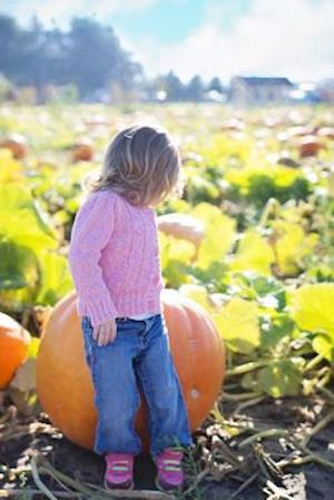 Bog, paperback Little Girl and Her Giant Pumpkin Journal af Cs Creations