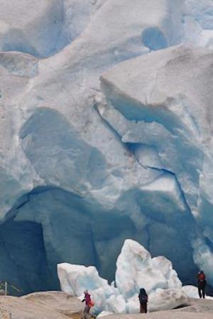 Bog, paperback Nigardsbreen Jostedalsbreen Glacier in Norway af Unique Journal
