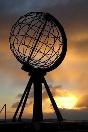 Bog, paperback North Cape Globe Monument in Norway af Unique Journal