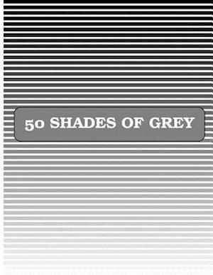 Bog, paperback 50 Shades of Grey af Graph Paper and More