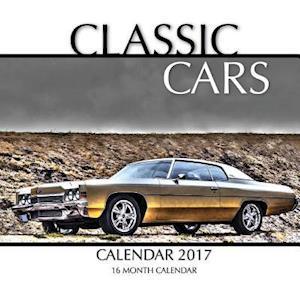 Bog, paperback Classic Cars Calendar 2017 af David Mann