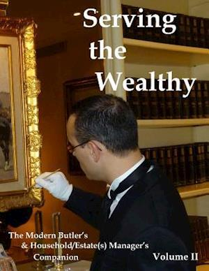 Bog, paperback Serving the Wealthy af Steven M. Ferry