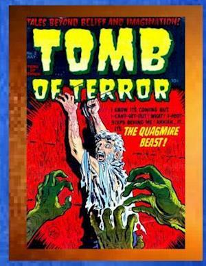 Bog, paperback Tomb of Terror af Lee Elias