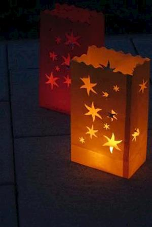 Bog, paperback Luminarias Walkway Holiday Decoration Journal af Cs Creations