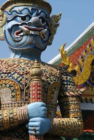 Bog, paperback Yaksha Demon in Bangkok Thailand Journal af Cool Image