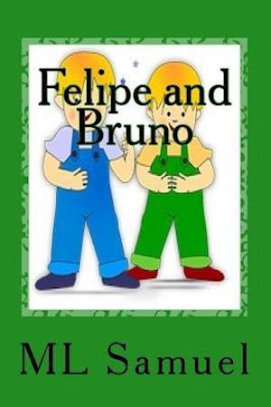 Bog, paperback Felipe and Bruno af Maxine Samuel