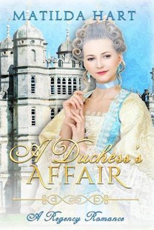 Bog, paperback A Duchess's Affair af Matilda Hart