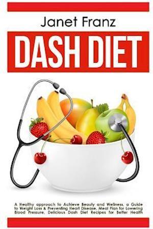 Bog, paperback Dash Diet af Janet Franz