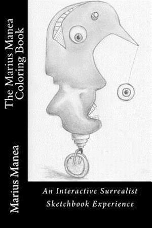 Bog, paperback The Marius Manea Coloring Book af Marius Manea