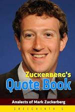 Zuckerberg's Quote Book