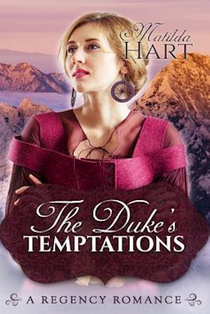 Bog, paperback The Duke's Temptations af Matilda Hart
