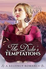 The Duke's Temptations af Matilda Hart