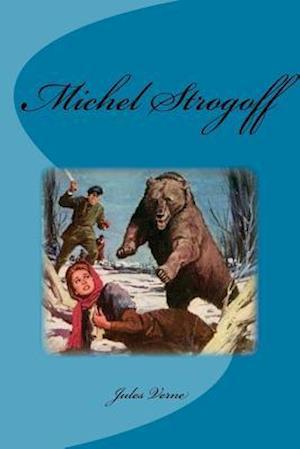 Bog, paperback Michel Strogoff af Jules Verne