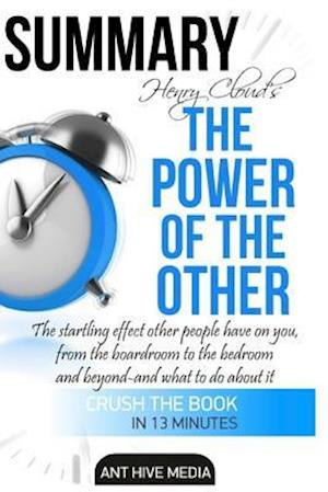 Bog, paperback Summary Henry Cloud's the Power of the Other af Ant Hive Media