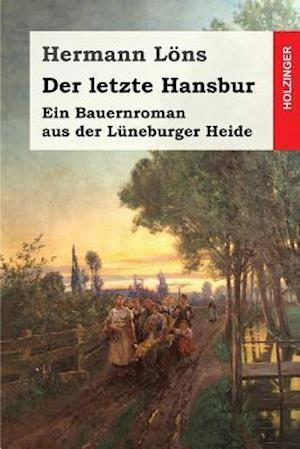 Bog, paperback Der Letzte Hansbur af Hermann Lons