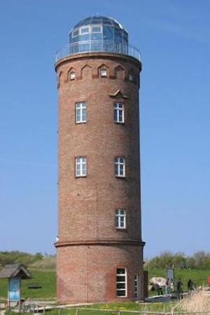 Bog, paperback Marine Navigation Tower Lighthouse in Cape Arkona Germany af Unique Journal