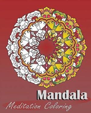 Bog, paperback Mandala Meditation Coloring af Peter Raymond