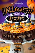 Simple and Easy Recipes for Perfect Halloween Home Party