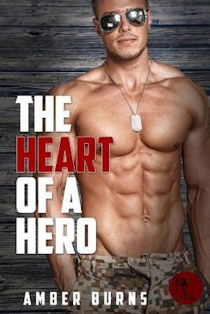 Bog, paperback The Heart of a Hero af Amber Burns