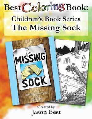 Bog, paperback Best Coloring Book af Jason Best