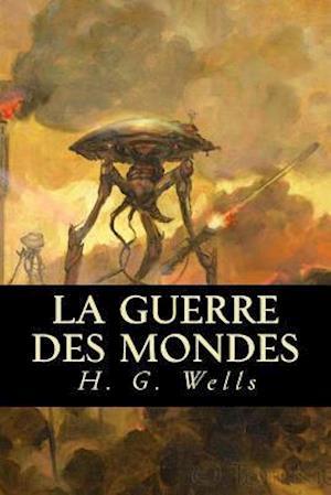 Bog, paperback La Guerre Des Mondes af H. G. Wells