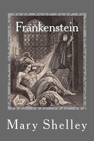 Bog, paperback Frankenstein; Or, the Modern Prometheus af Mary Shelley