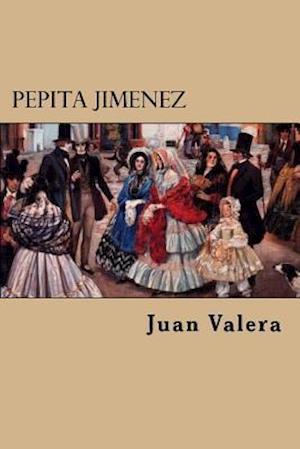 Bog, paperback Pepita Jimenez af Juan Valera