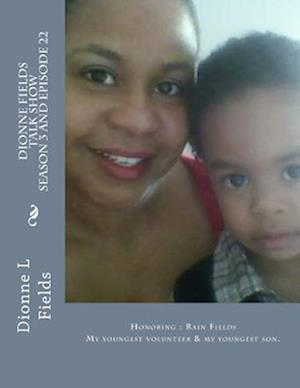 Bog, paperback Dionne Fields Talk Show 22 af Dionne L. Fields