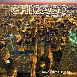 Bog, paperback Chicago Calendar 2017 af David Mann