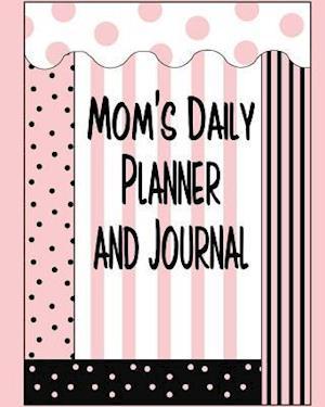 Bog, paperback Mom's Daily Planner and Journal af Debbie Miller