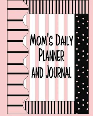 Bog, paperback Mom's Daily Planner and Journal af Debbie Miller