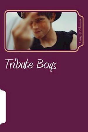 Bog, paperback Tribute Boys af Lewis William Chapman
