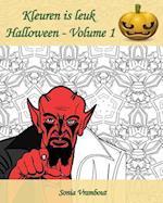 Kleuren Is Leuk - Halloween - Volume 1