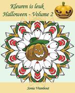 Kleuren Is Leuk - Halloween - Volume 2
