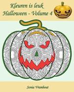 Kleuren Is Leuk - Halloween - Volume 4