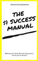 The $1 Success Manual af Brighton Ngarava