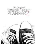 The Original Homework Planner Doodles 2 af Maggie O'Neill