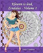 Kleuren Is Leuk - Zendalas - Volume 1