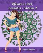 Kleuren Is Leuk - Zendalas - Volume 2